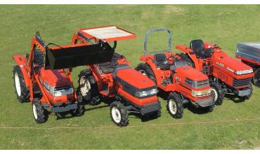 Testování traktorů